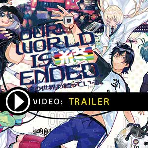 Acheter Our World Is Ended Clé CD Comparateur Prix
