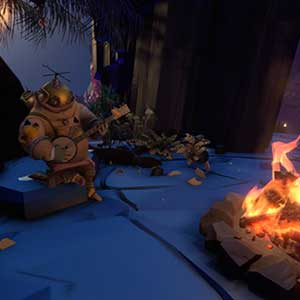 Outer Wilds Poisson pêcheur