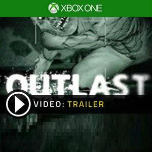 Outlast Xbox One en boîte ou à télécharger