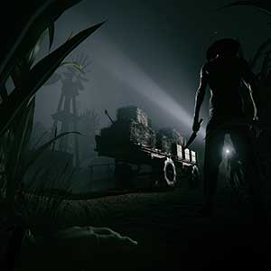 Outlast 2 - Chasseur