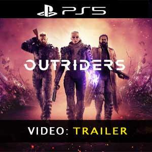 Acheter OutRiders PS5 Comparateur Prix