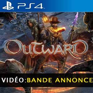 Outward PS4 Bande-annonce vidéo