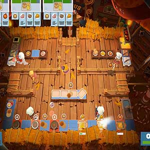 Acheter Overcooked 2 Carnival of Chaos Clé CD Comparateur Prix