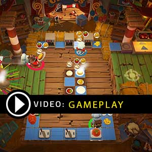 Overcooked 2 Carnival of Chaos Gameplay Video