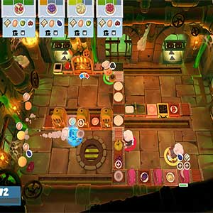Acheter Overcooked 2 Night of the Hangry Horde Clé CD Comparateur Prix