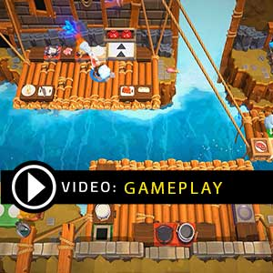 Overcooked 2 PS4 Gameplay Video