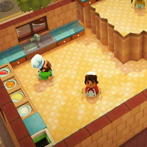 Overcooked Restaurant