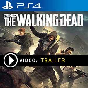 Overkill's The Walking Dead PS4 en boîte ou à télécharger