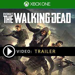 Overkill's The Walking Dead Xbox One en boîte ou à télécharger