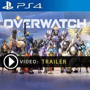 Overwatch PS4 en boîte ou à télécharger