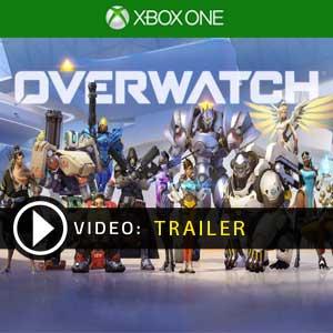 Overwatch Xbox One en boîte ou à télécharger