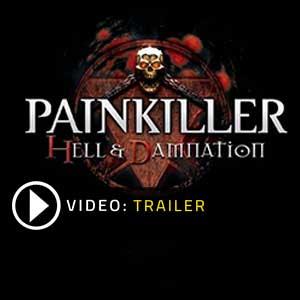 Acheter Painkiller Hell & Damnation clé CD Comparateur Prix