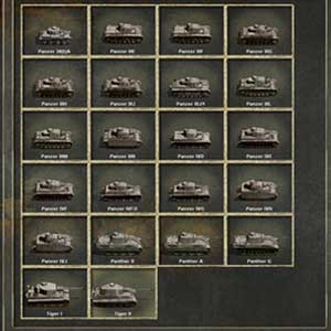 Panzer Corps Boutique