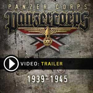 Acheter Panzer Corps Cle Cd Comparateur Prix
