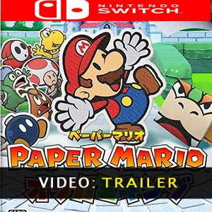 Acheter Paper Mario The Origami King Nintendo Switch comparateur prix