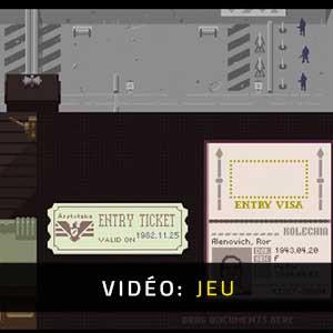 Papers Please Vidéo de gameplay