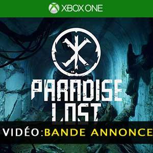 Paradise Lost Bande-annonce Vidéo