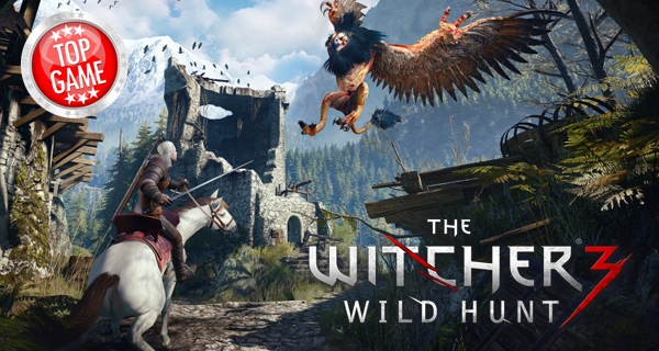 Mise à jour 1.20 de The Witcher 3