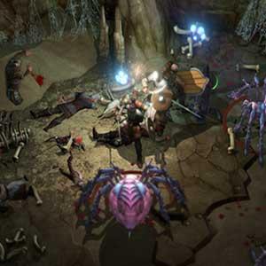 Pathfinder Kingmaker Araignée géante