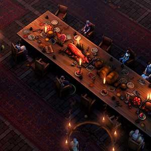Pathfinder Kingmaker Banquet