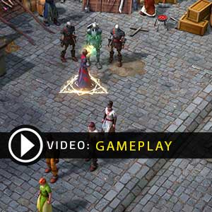 Pathfinder Kingmaker Vidéo de jeu