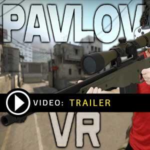 Vidéo de la bande annonce de Pavlov VR