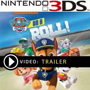 Paw Patrol On A Roll Nintendo 3DS en boîte ou à télécharger