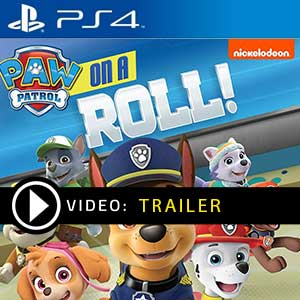 Acheter Paw Patrol On A Roll PS4 Comparateur Prix