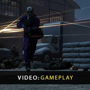 PAYDAY 2 Border Crossing Heist Gameplay Video