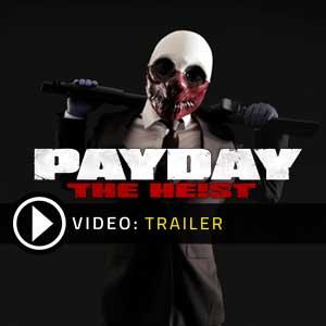 Acheter Payday The heist Clé CD Comparateur Prix
