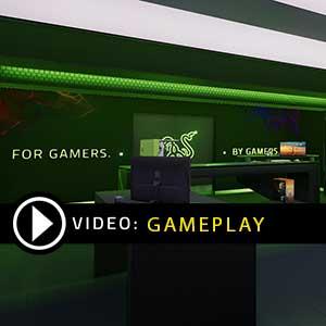 PC Building Simulator Razer Workshop Gameplay Video