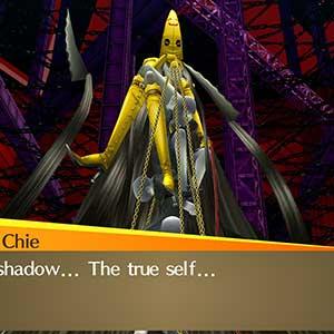 Vidéo du jeu Persona 4 Golden