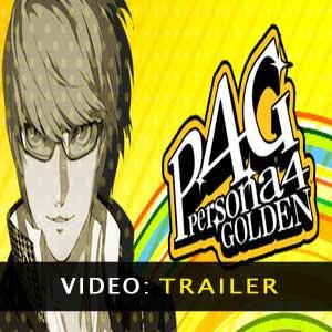 Persona 4 Vidéo de la bande annonce dorée