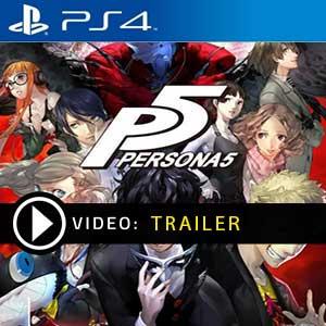 Persona 5 PS4 en boîte ou à télécharger