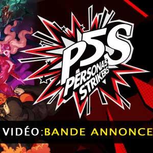 Persona 5 Strikers Vidéo de la bande annonce