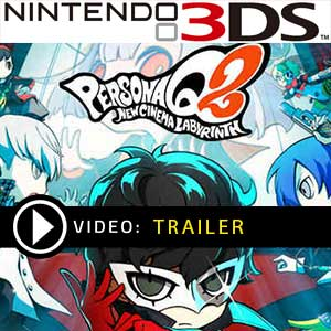 Acheter Persona Q2 New Cinema Labyrinth Nintendo 3DS Comparateur Prix