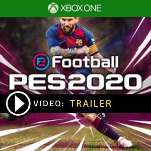 PES 2020 PS4 en boîte ou à télécharger