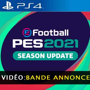 PES 2021 Season Update Vidéo de la bande annonce