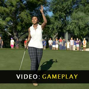 PGA Tour 2k21 Gameplay Video