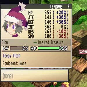 Phantom Brave PC Personnages