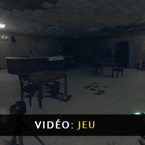 Vidéo du jeu sur la Phasmophobia