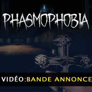 Vidéo de la bande-annonce sur la Phasmophobia