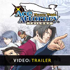 Acheter Phoenix Wright Ace Attorney Trilogy Clé CD Comparateur Prixs