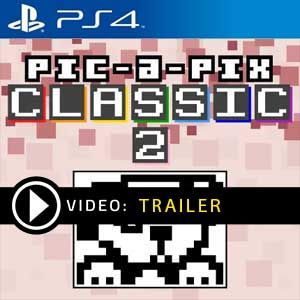 Pic-a-Pix Classic 2 PS4 Prices Digital or Box Edition