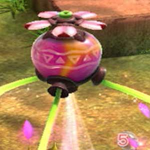 Pikmin 3 Nintendo Wii U Créature