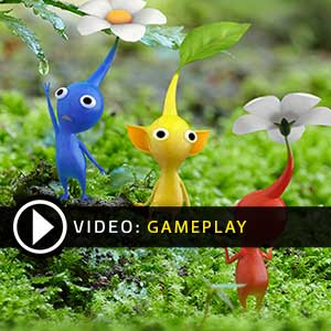 Pikmin 3 Nintendo Wii U Gameplay Video