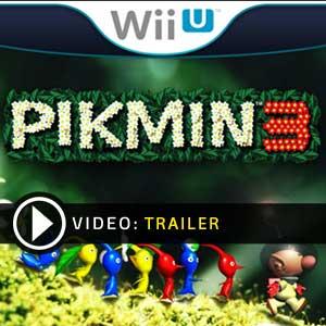 Pikmin 3 Nintendo Wii U en boîte ou à télécharger