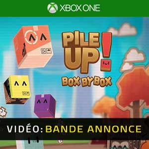 Pile Up Box by Box Xbox One Bande-annonce Vidéo