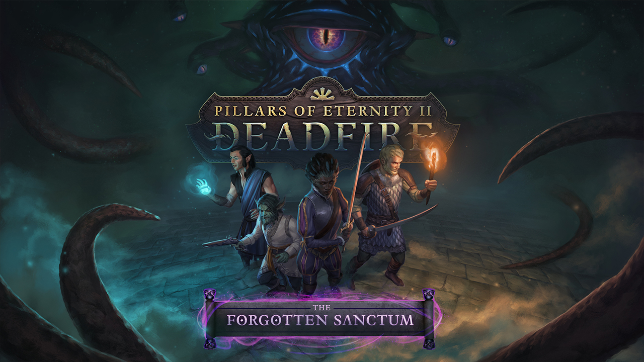 Pillars of Eternity 2 Deadfire: The Forgotten Sanctum