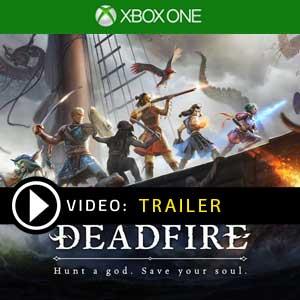Pillars of Eternity 2 Deadfire Xbox One en boîte ou à télécharger
